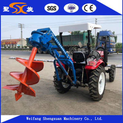 3-Point Mounted Tractor Digger Earth Auger Hole with Cheap Price