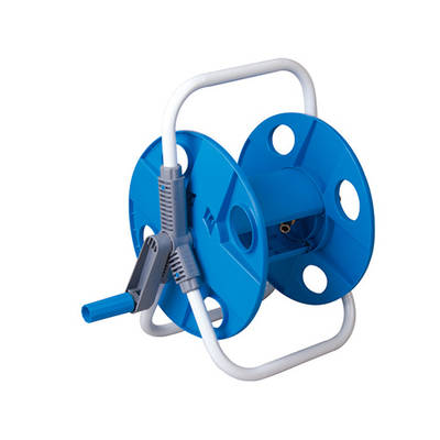 Aluminum Commercial Industrial Water Powered Hose Pipe Reel