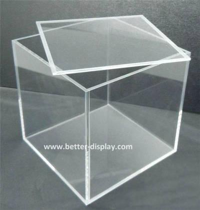 Factory Custom High Quality Clear Acrylic Box
