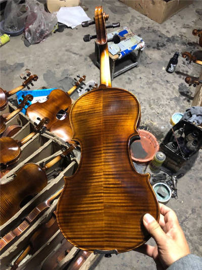 High Quality Handmade Violins Handmade in China pictures & photos