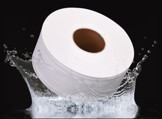 Jumbo Toilet Paper Roll Tissue Paper /Bathroom Paper Roll