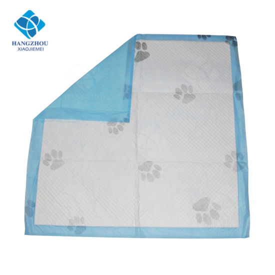 Large Size Super Absorbent Pet Puppy Wee Wee Piddle Pad pictures & photos