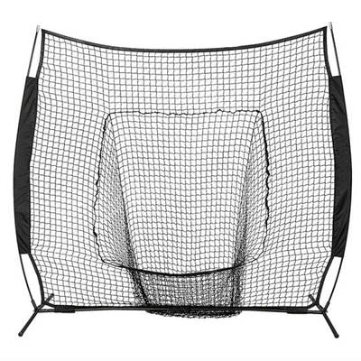 Outdoor Folding Portable Training Baseball Practice Pitching Batting Cage Nets pictures & photos