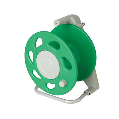 Portable Garden Water Hose Reel with Bracket Holder