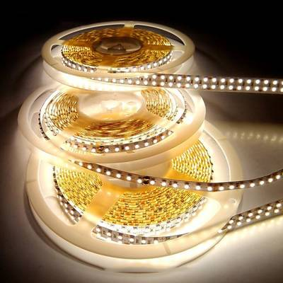 Promotion Packing 5m DC12V Waterproof IP65 SMD 3528 300LEDs RGB LED Strip pictures & photos