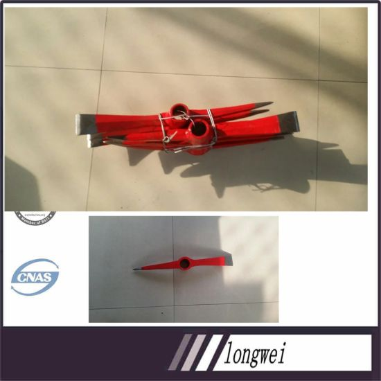 Tangshan Factory Professional Manufacturing Railway Steel P402 Pickaxe