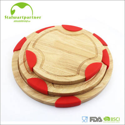 Wooden Cutting Board for Family