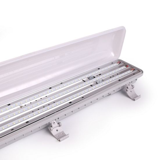 1500mm 60W IP65 LED Tri-Proof Light for Warehouse