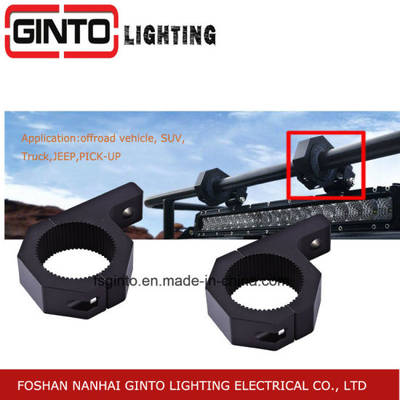 35mm~50mm Round Tube Bracket LED Work Light Bar Bracket off Road Boat Truck Trailer (SG007)