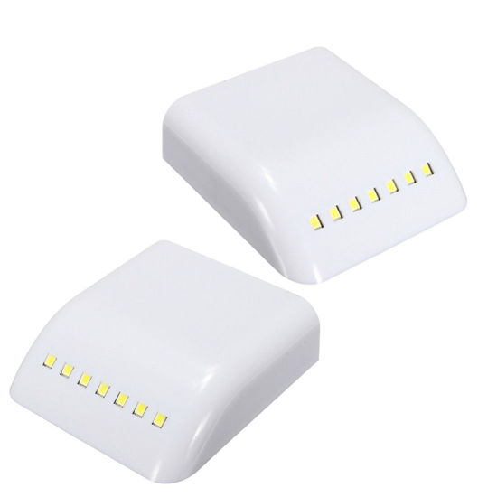 7 LED Cabinet Induction Sensor Lamp Wardrobe Light