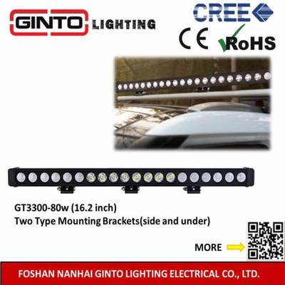 Auto Driving 37.5′′ LED Light Bar for Vehicle, SUV (GT3300-200W)