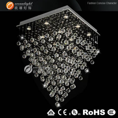 Fiber Optic Chandelier, Christmas Lighting, Christmas Light, Decoration Lights (Om165)