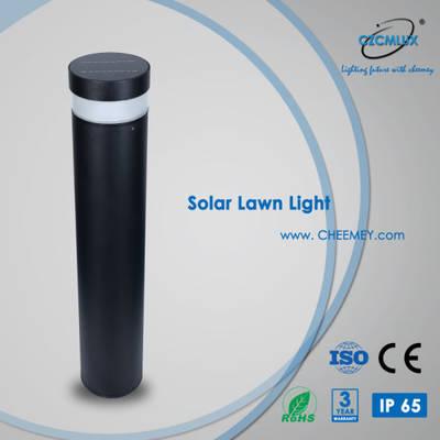 High Lumens LED Solar Bollard Lawn Light for Garden