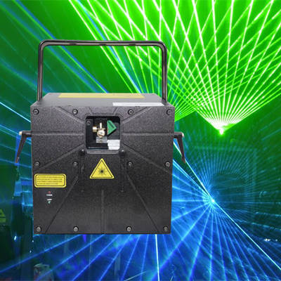 Mini 2W RGB Stage Laser Light for Disco