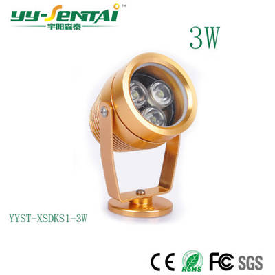 Outdoor LED Spot Lighting Super Bright Small Spotlight Waterproof IP66