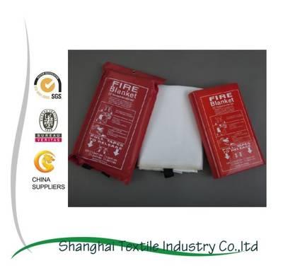2.0m Coated Glass Fiber Fire Blanket for Factory