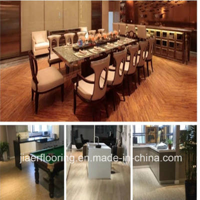 Building Material Spc Plastic PVC Flooring / Vinyl Plank Tile/WPC Floor