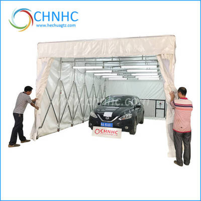 China Manufacturer Auto Maintenance Movable/Retractable ...