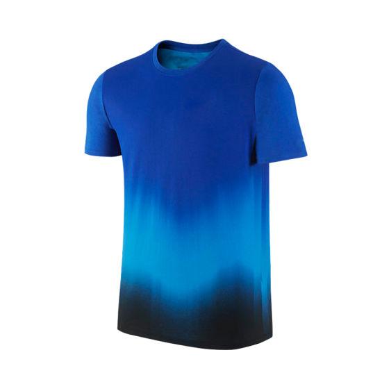China Manufactures Men Custom Printing T-Shirts Wholesale Cheap T Shirt