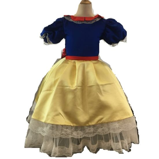 Fashion Satin Party Prom Little Girl Dress Rsl002