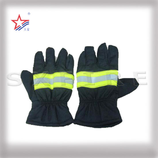 Fireproof Suit Safety Gloves for Fireman