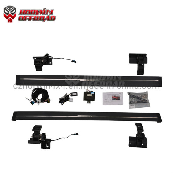 Ford Ranger Electric Side Running Board with 2/3 Brackets
