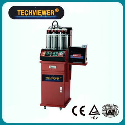 Fuel Injector Cleaner Fi-6D/Fuel Injector Tester/Fuel Injector Analyzer/OEM & ODM Available