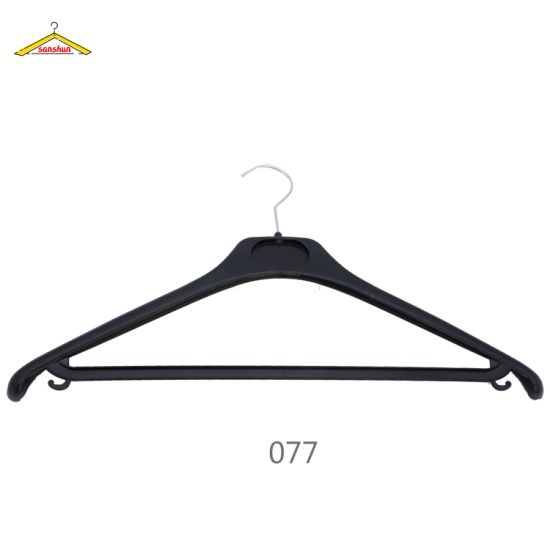 Small Children Laundry Hanger Plastic Clothes Plastic Belt Metal Hook Hanger Shirt Shirt Hanger