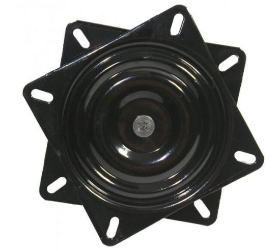 160*160 mm Stainless Steel 360 Degree Ball Bearing Swivel Plate Hlx-825