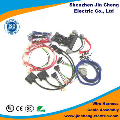 computer wiring harness and cable for electric automobile, wire ...  topchinasupplier.com