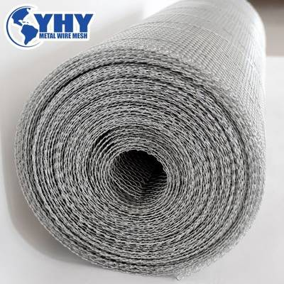Iron Steel Galvanized Woven Oil Filter Wire Mesh
