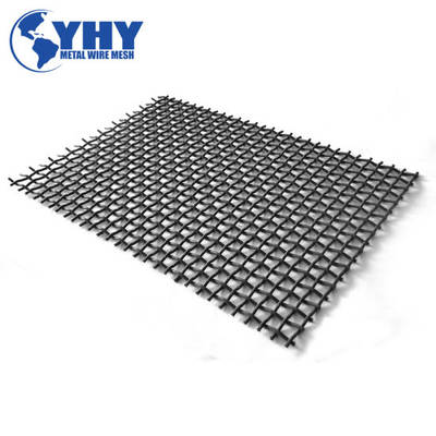 Mine Sieving Sand Vibrating Screen Crimp Wire Mesh