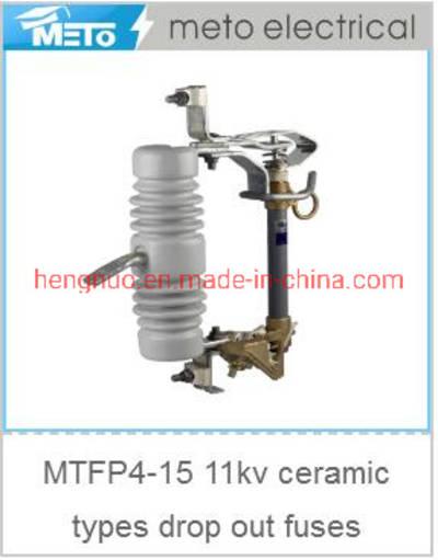 Mtfp4-15 11kv 15kv Ceramic Types Drop out Fuses Cutout/Cutoff Fuse