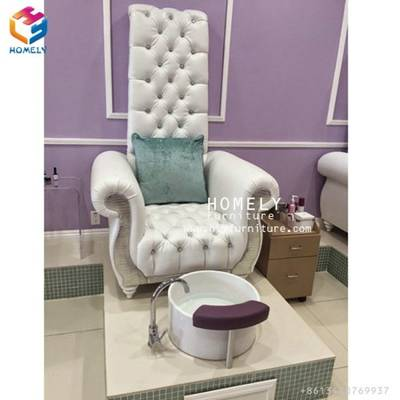 Pipeless Whirlpool SPA Pedicure Chair/Nail Salon SPA Chairs