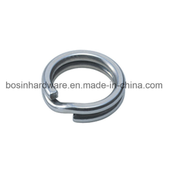 8mm Stainless Steel Wire Fishing Split Ring