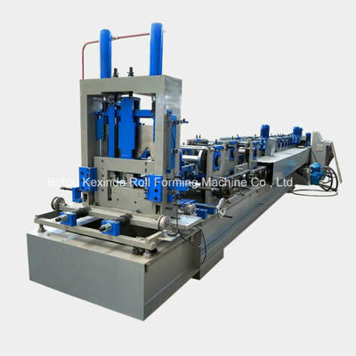 C Z Purlin Fast-Change Roll Forming Machine