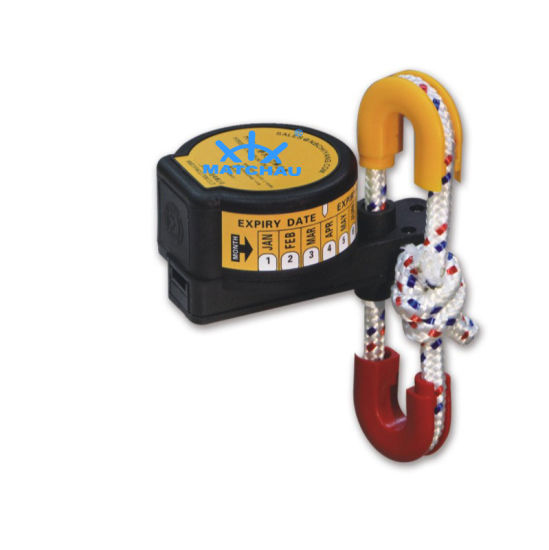 CCS and Med Approved Life Raft Stainless Steel and Hammer H20r Hydrostatic Release Unite
