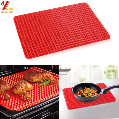 Non-Stick Reusable Barbecue Grill Mat