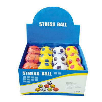 PU Squeeze Stress Ball for Exercise