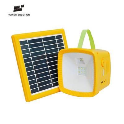 Solar Lantern Radio with Mobile Phone Charging