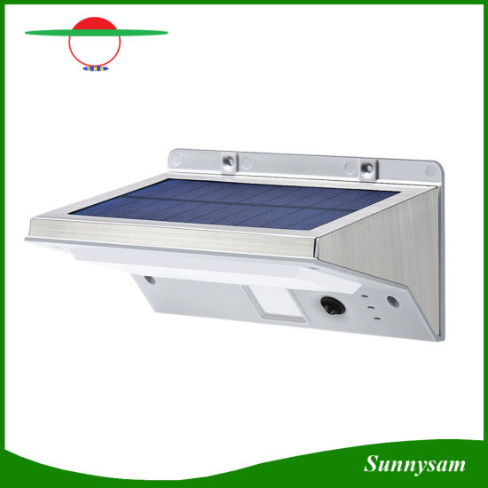 Solar Powered Outdoor Garden Light with Ce RoHS