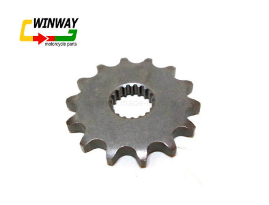 Honda Cg125 14 Tooth Motorcycle Parts Front Sprocket