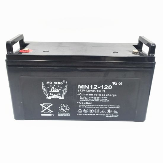 Mn12-120 Made in China High Quality Safety UPS Battery