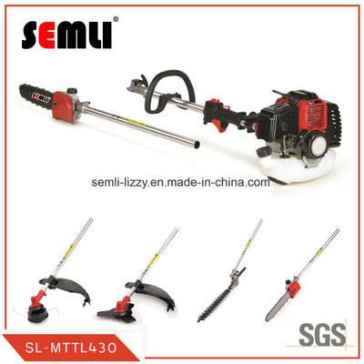 4 in 1 Multi-Function Gasoline Brush Cutter Grass Trimmer