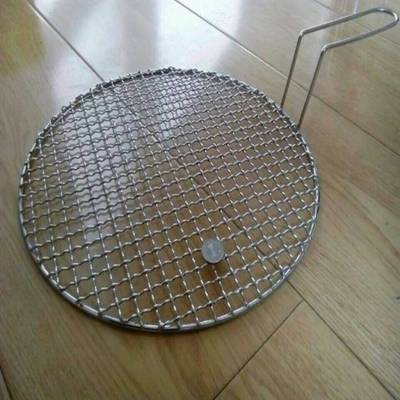 Barbecue Grill Wire Netting/Crimped Wire Mesh