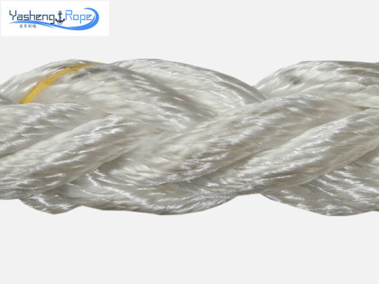 Fiber Rope Boat Tow Rope UHMWPE Rope