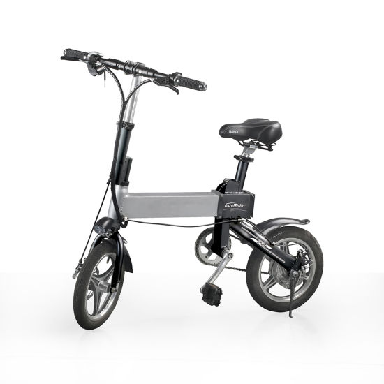 Folding Bikes Ecorider 36V Aluminum Alloy Electric Bicycle E Bike