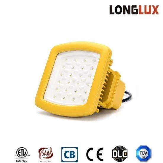 IP68 40W LED Explosion Proof Lighting Lumen 4600K