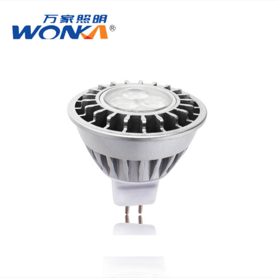 LED 5W MR16 Lamp for Landscape Lighting