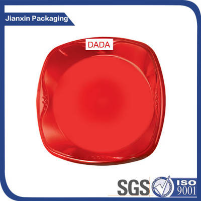 Recyclable Plastic Special Dishes for BBQ Set